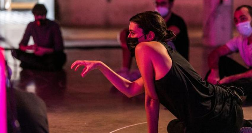Taller / We (Still) Can Dance · Esther Rodríguez-Barbero