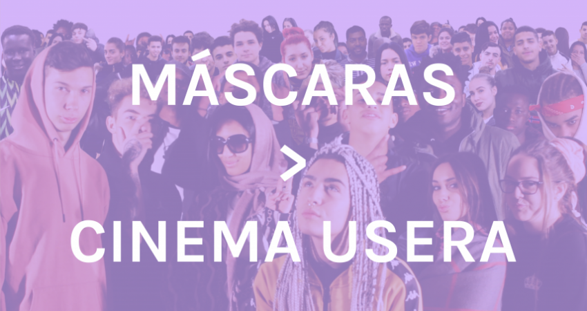 Máscaras en Cinema Usera